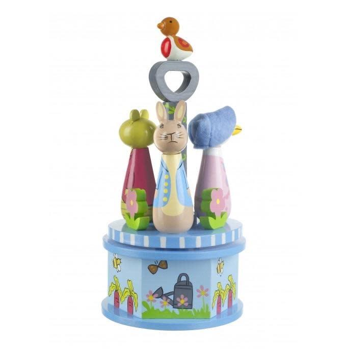 Peter Rabbit Peter Rabbit Musical Carousel
