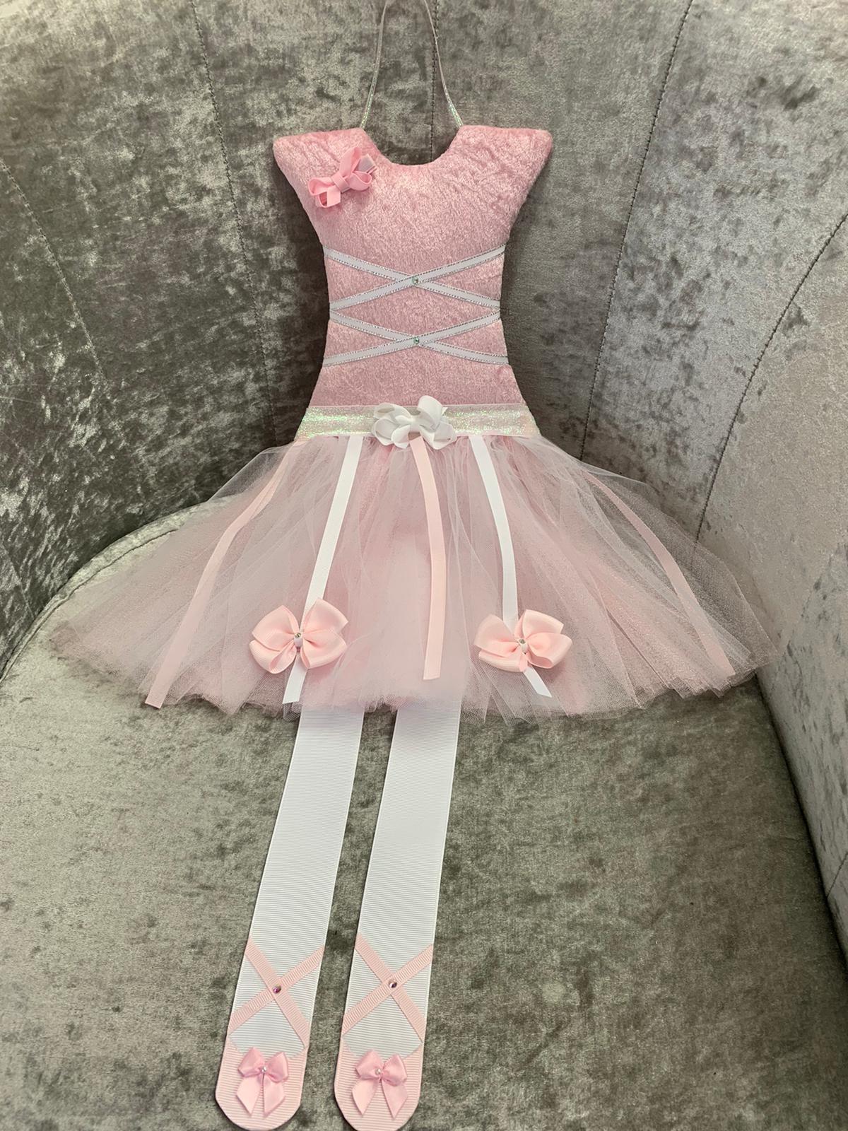 Ballerina Bow Holder