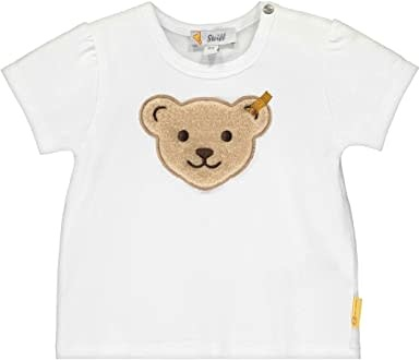 Steiff Steiff Girls Capped Sleeved Tshirt