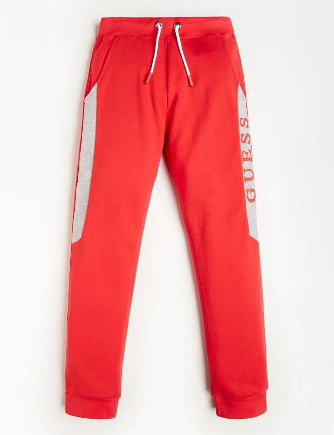Guess Guess Red Joggy Bottoms