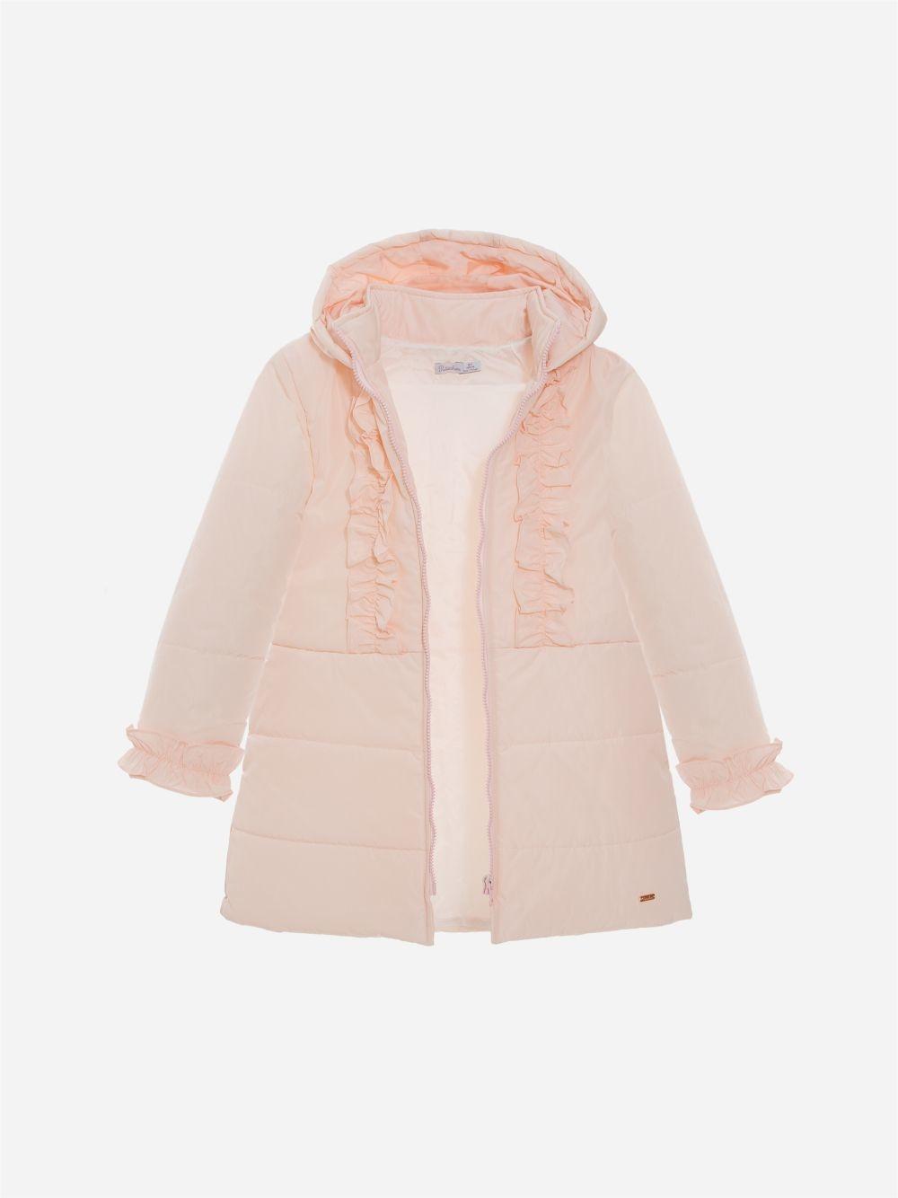 Patachou Patachou Girls Frill Coat