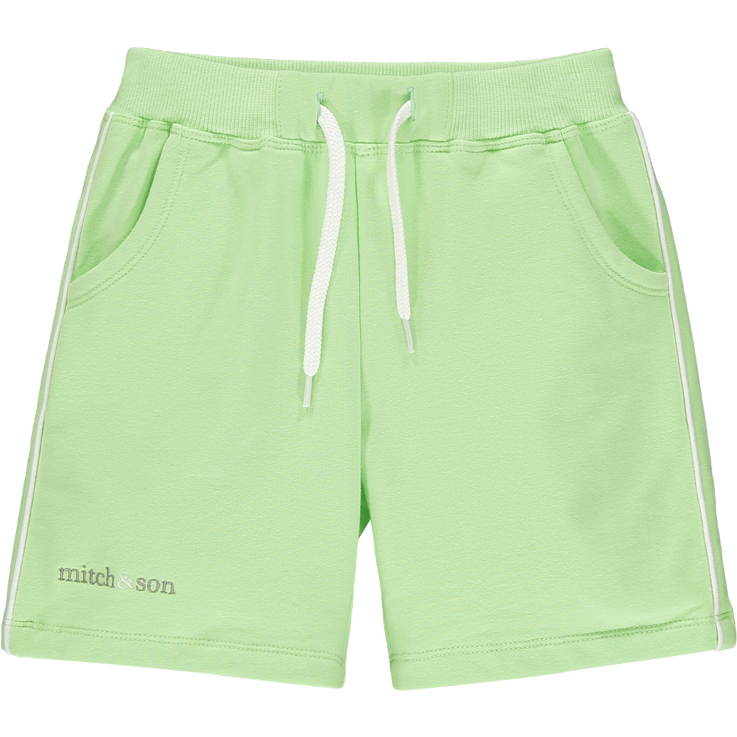 Mitch and Son Mitch & Son Glenfarg Sweat Short Green