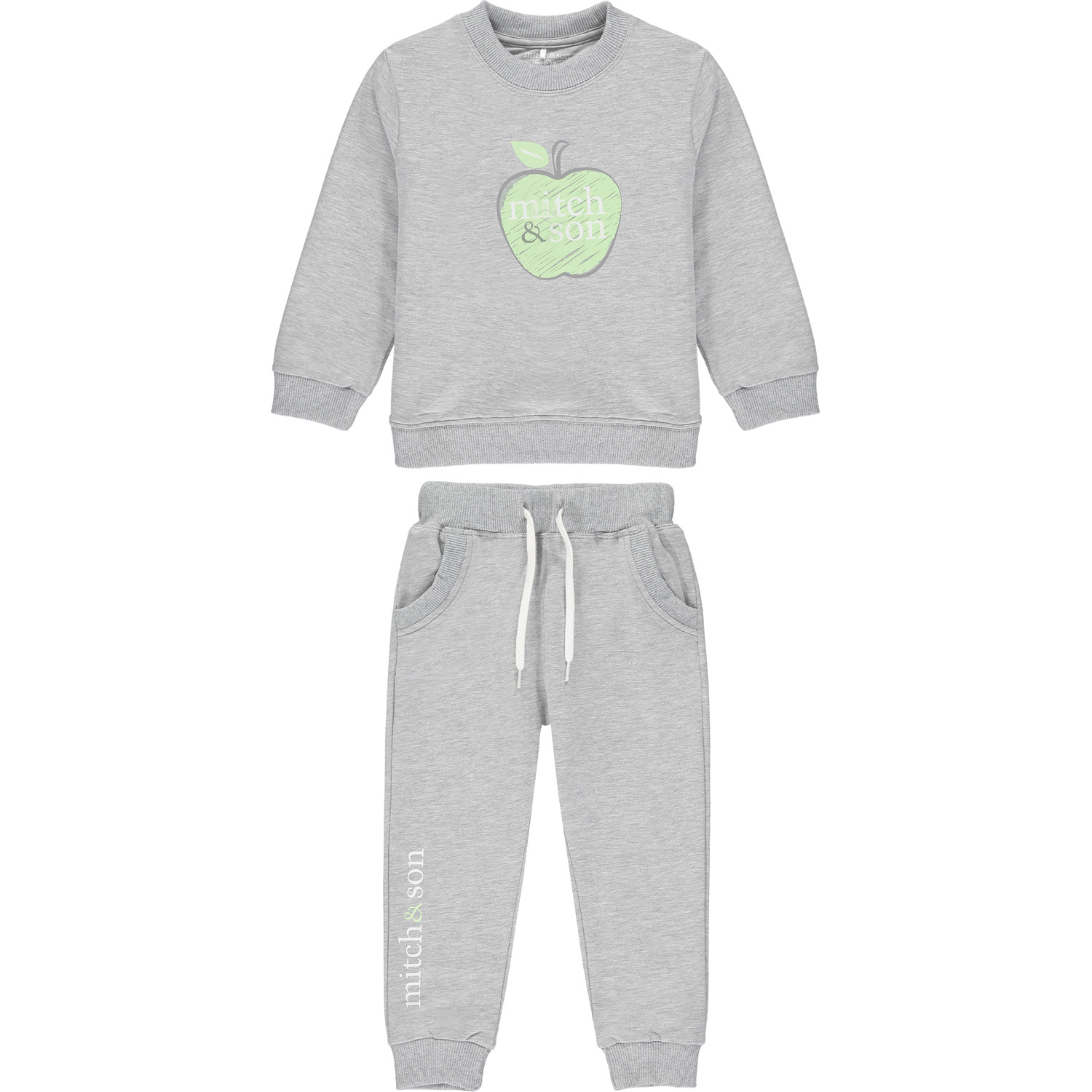 Mitch and Son Mitch & Son Govan Apple Tracksuit