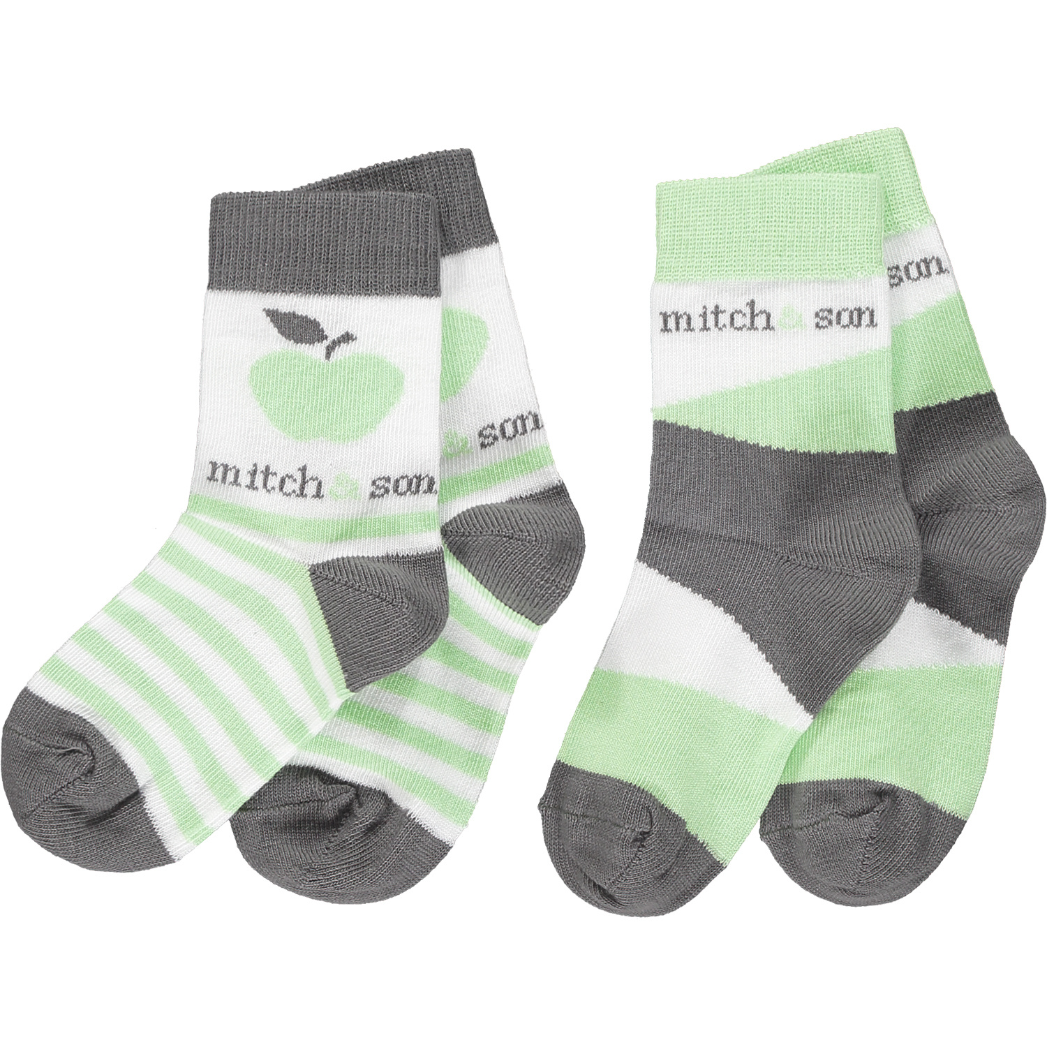 Mitch and Son Mitch & Son Grant Apple Socks