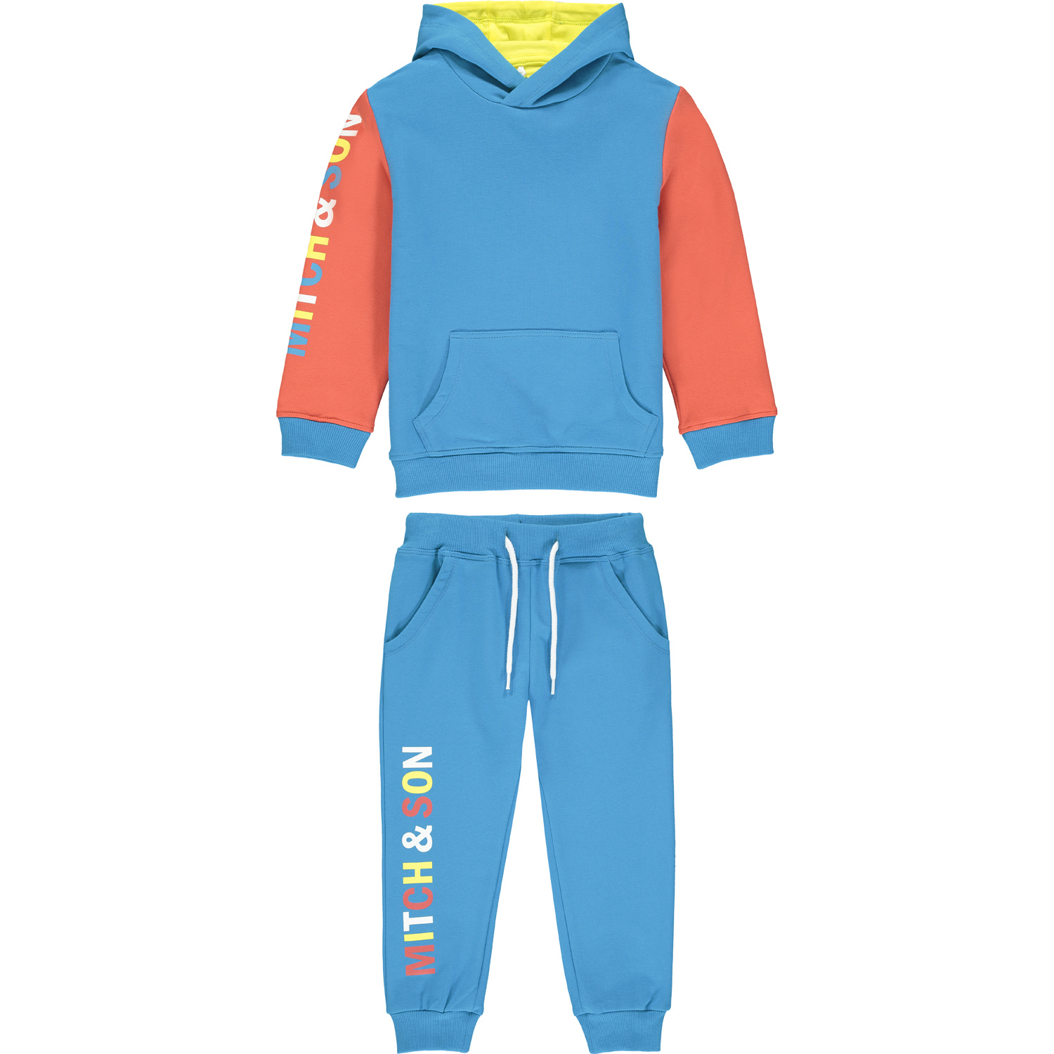 Mitch and Son Mitch & Son Cambridge Hoody Tracksuit