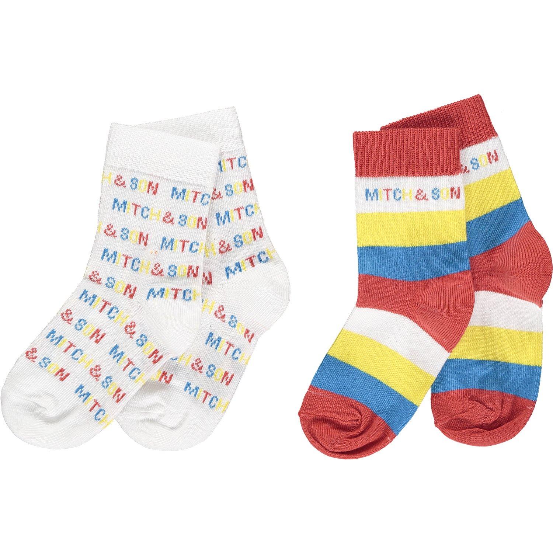 Mitch and Son Mitch & Son Cowcaddens Colourful Sock
