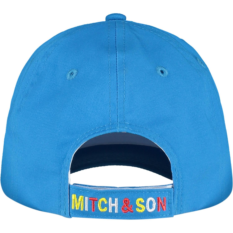 Mitch and Son Mitch & Son Craighail Badge Skip Cap