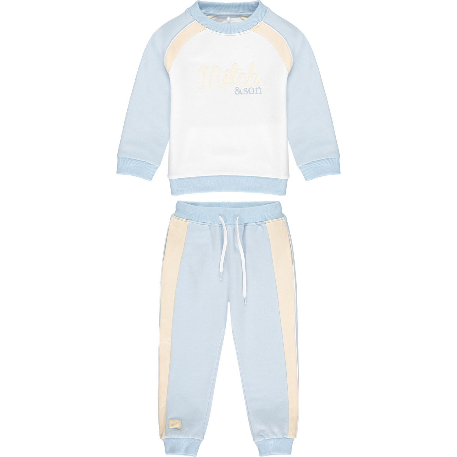 Mitch and Son Mitch & Son Bedford Raglan Rope Tracksuit