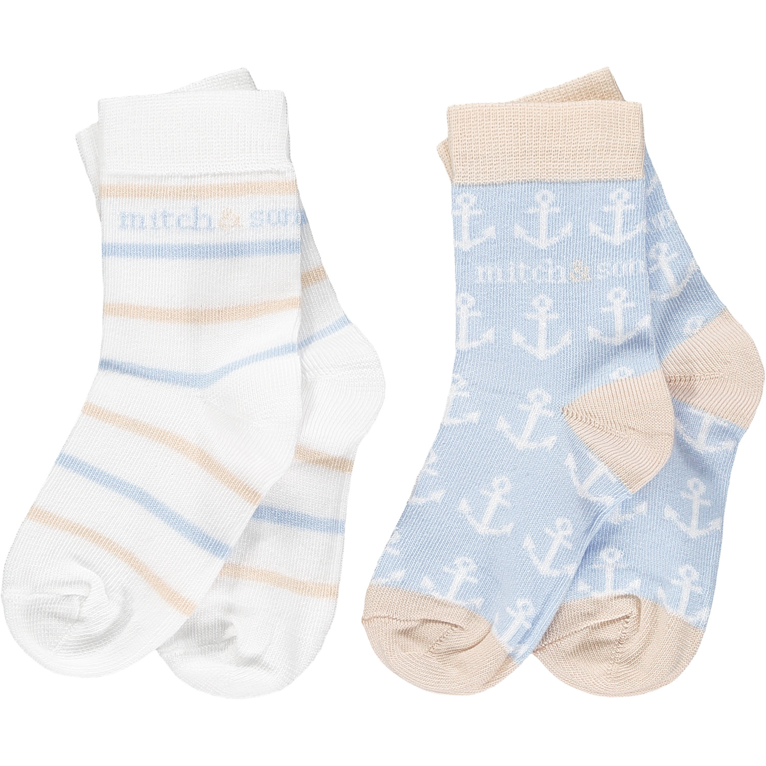 Mitch and Son Mitch & Son Bank Socks
