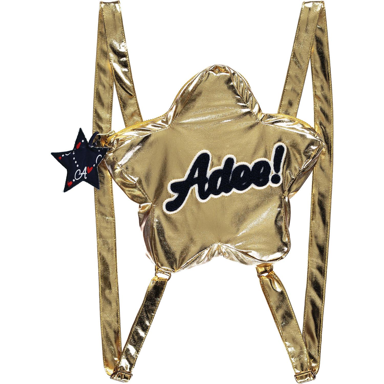 Adee Adee Margorie Star Gold Bag