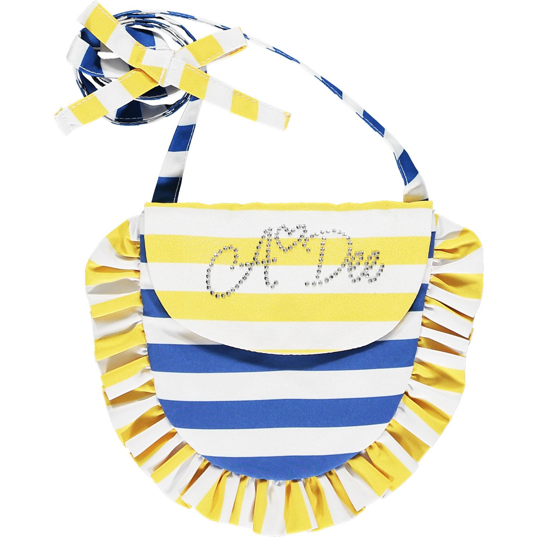 Adee Adee Lavina Stripe Bag