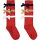 Adee Adee Malin Ribbon Bow Knee High Sock