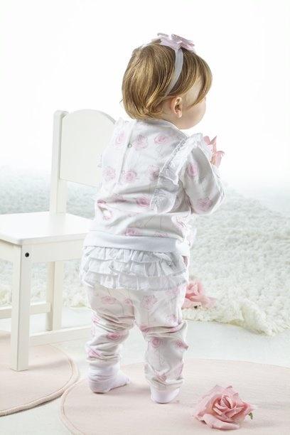Little A Little A Jaqueline Flamingo Tracksuit
