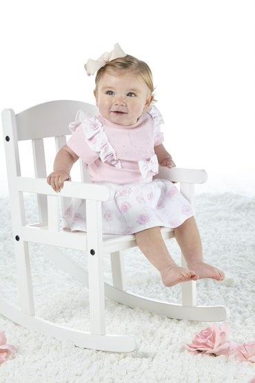 Little A Little A Jaimie Flamingo Skirt Set