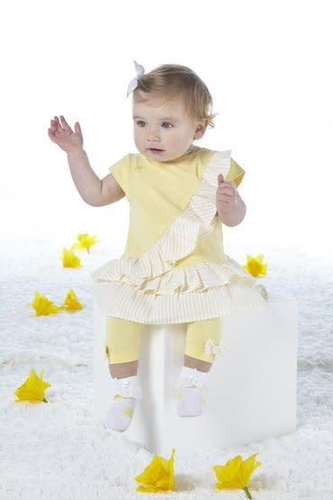 Little A Little A Katie Seersucker Legging Set