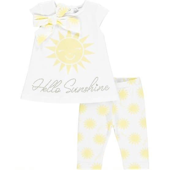 Little A Little A Kady Sunshine Legging Set