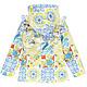 Adee Adee Layla Port Tiles Raincoat
