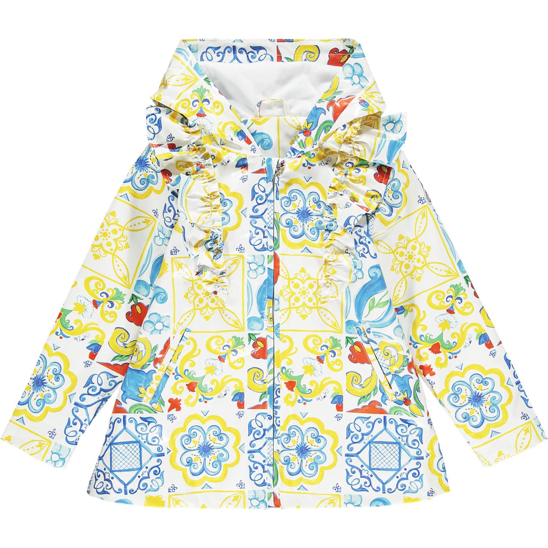 Adee Adee Layla PortoTiles Raincoat