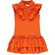 Adee Adee Lauryn Orange Tennis Dress