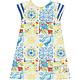 Adee Adee Laura Portuguese Tile Dress
