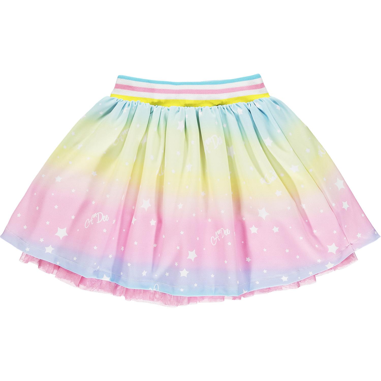 Adee Noemi Rainbow Skirt