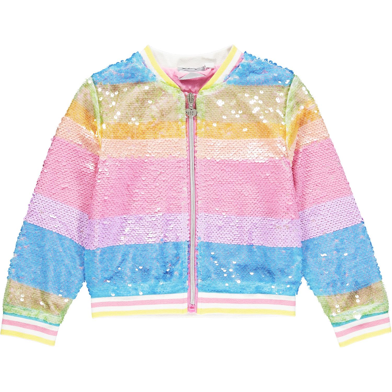 Adee Adee Nikola Sequin Jacket