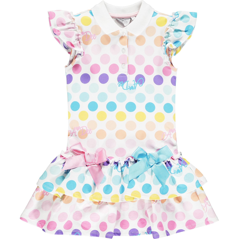 Adee Adee Nerys Dotty Tennis Dress