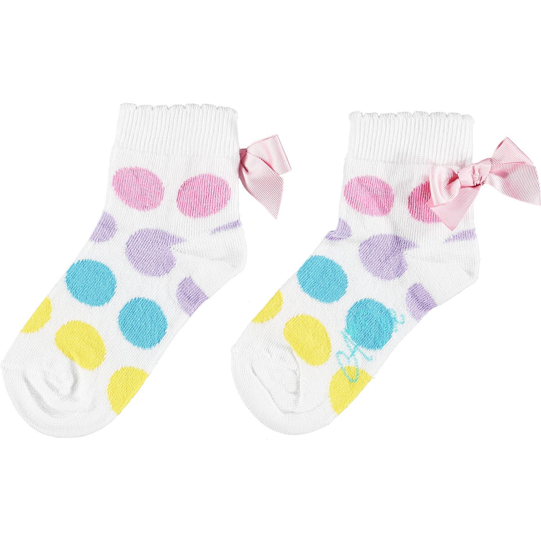 Adee Adee Nigela Dotty Ankle Sock