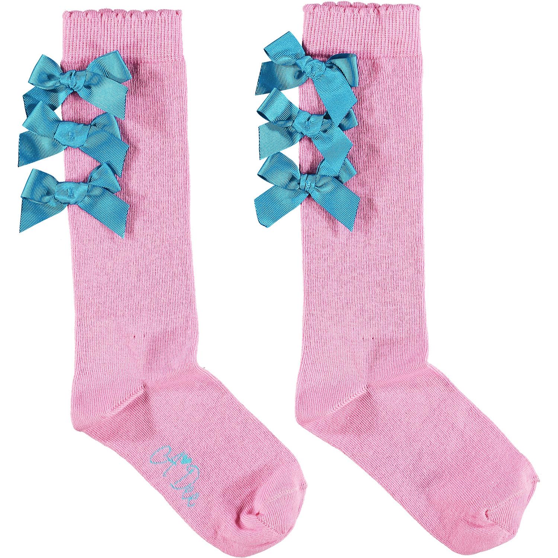 Adee Adee Nox Bow Knee High Sock