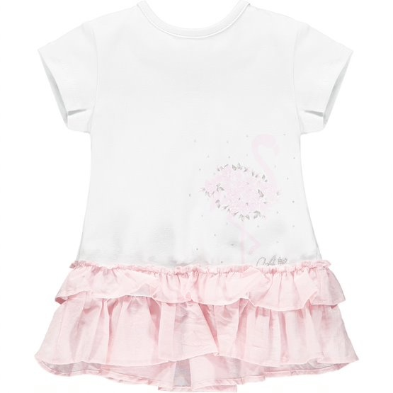 Little A Little A Jala Frill Dress