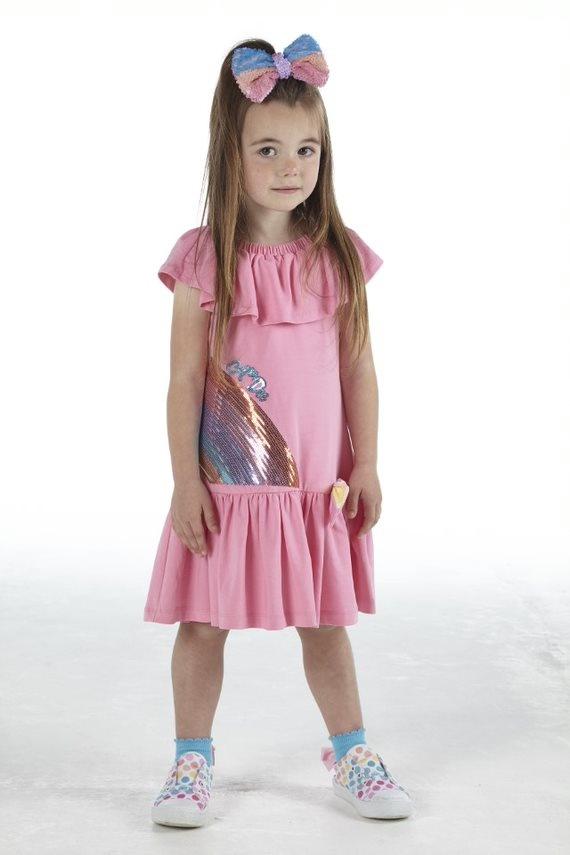 Adee Adee Neena Sequin Rainbow Dress