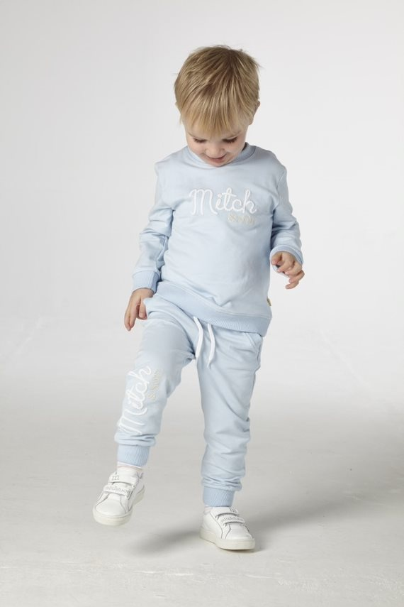 Mitch and Son Mitch & Son Bell Rope Logo Tracksuit