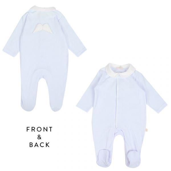 Baby Gi Baby Gi Blue Angel Babygrow