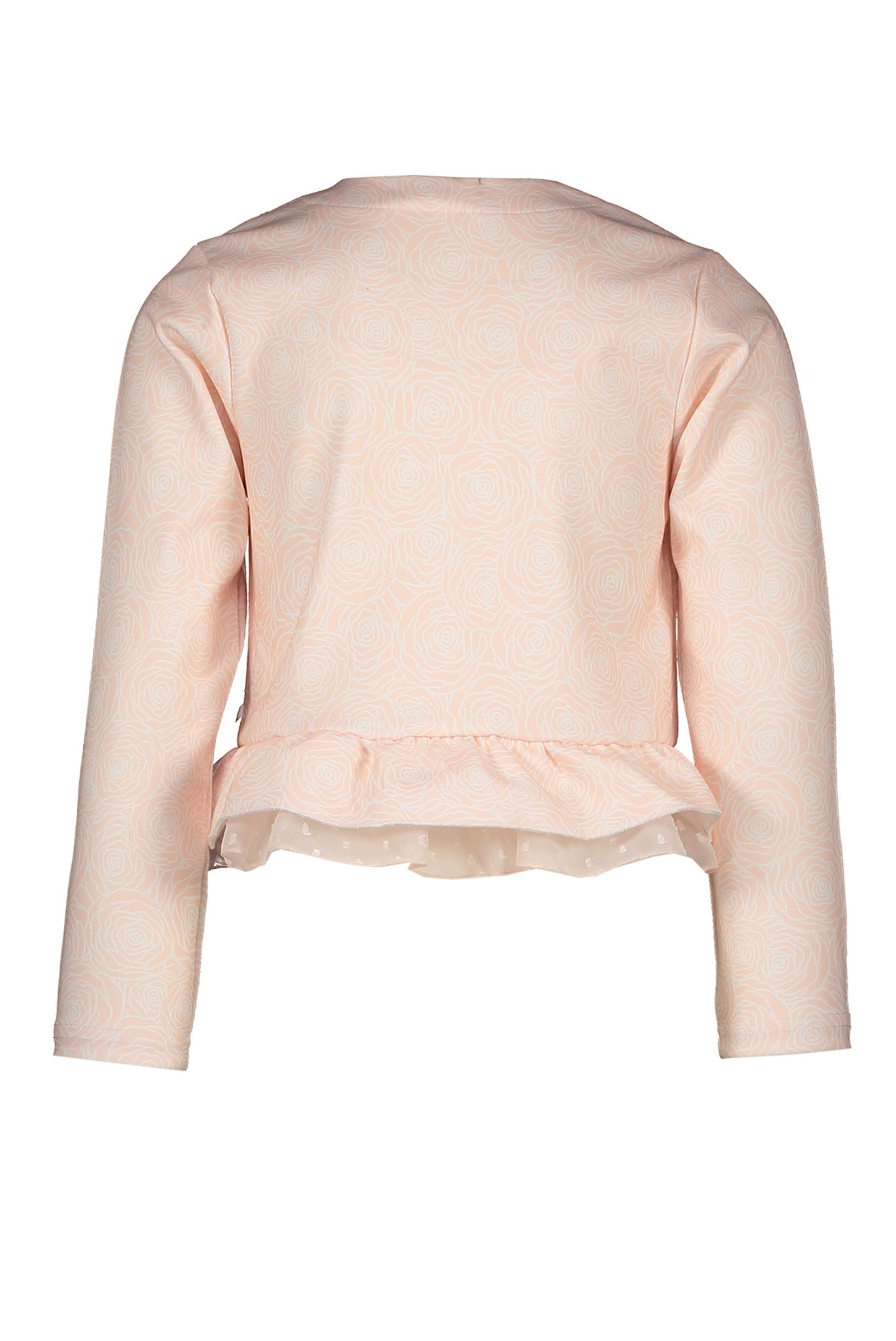 Lechic Le Chic Field Of Roses Sweat Jacket