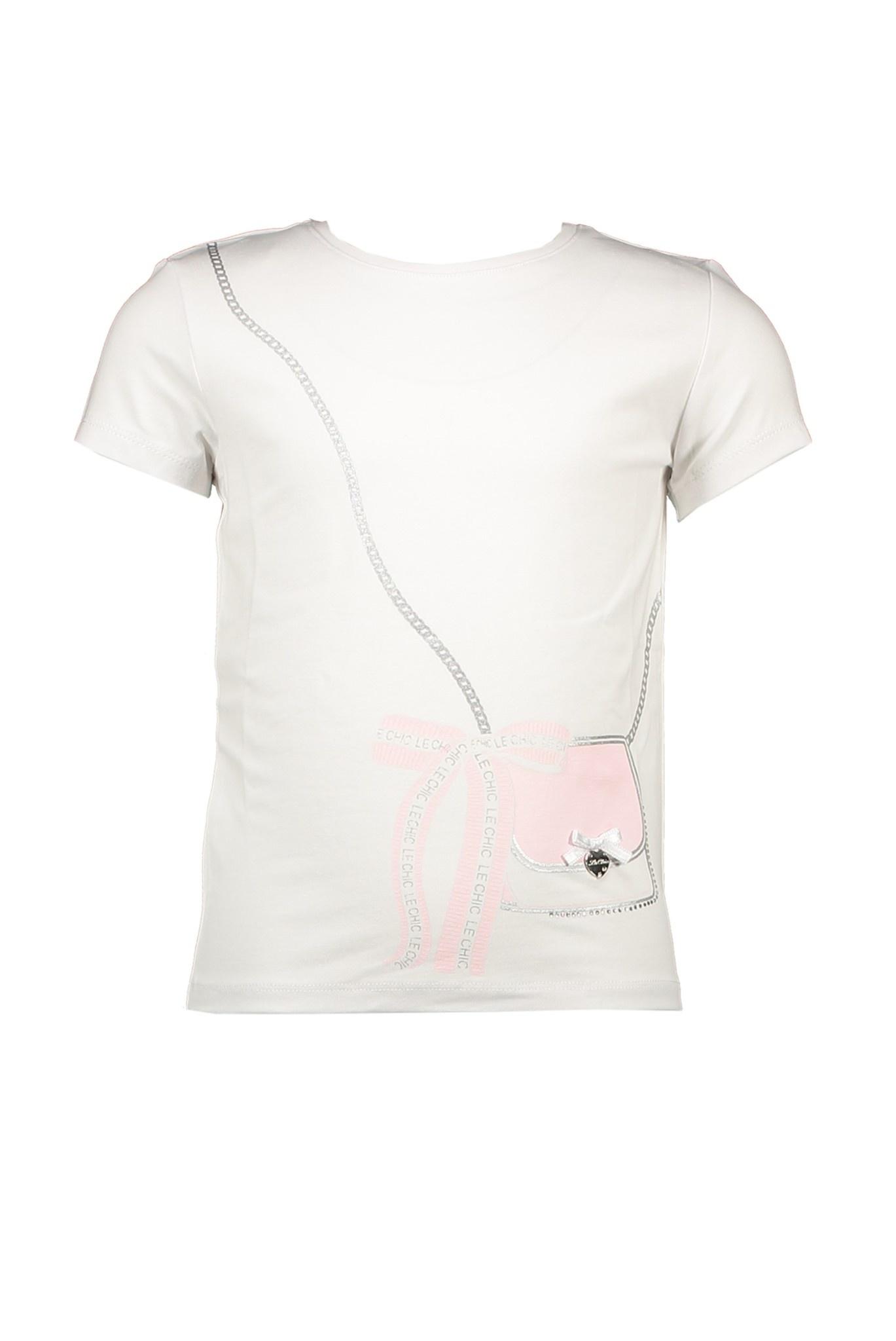 Lechic Le Chic Little Bag & Bow T-Shirt