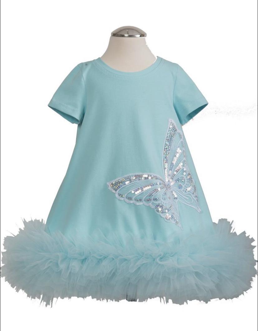 Daga Daga Frill Dress 8227