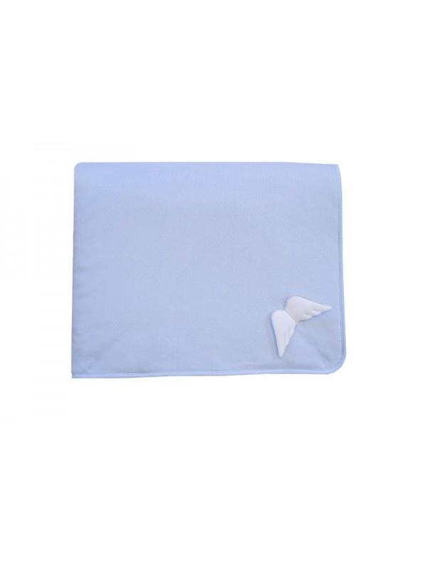 Baby Gi Baby Gi Summer Blanket Blue