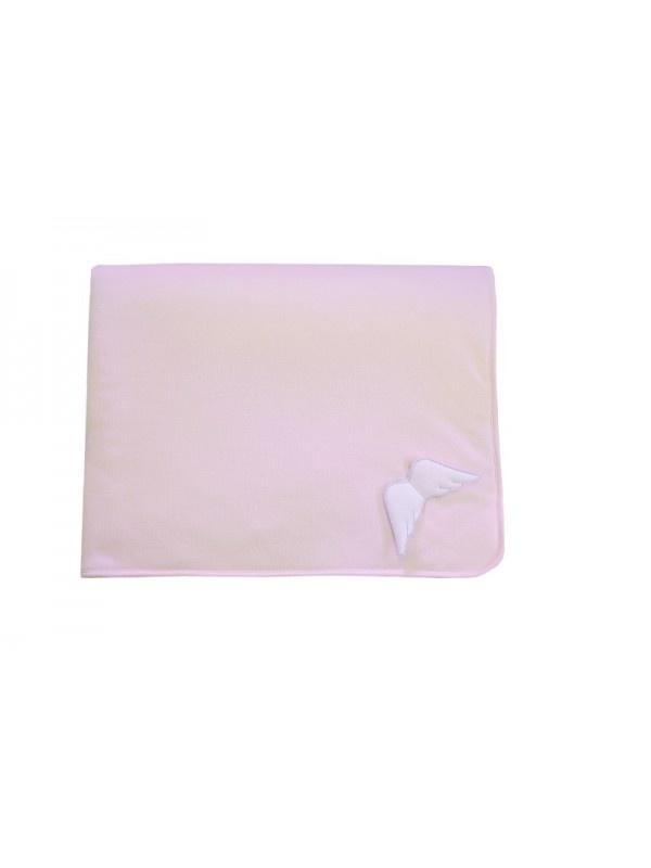 Baby Gi Baby Gi Summer Blanket Pink