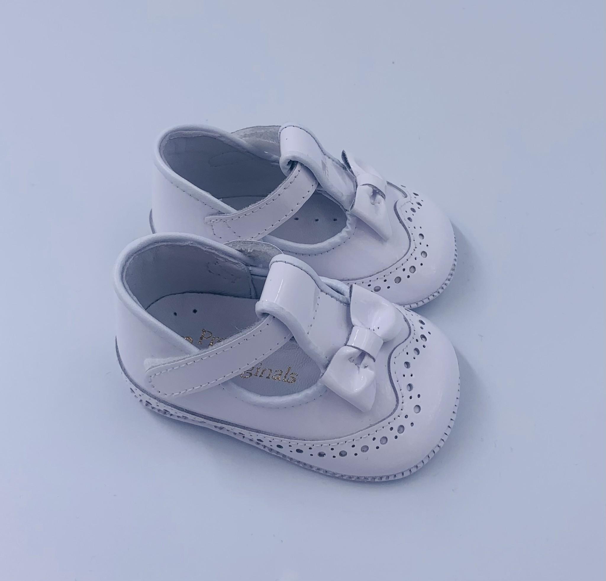 Pretty Originals Pretty Originals Girls Pram Shoe