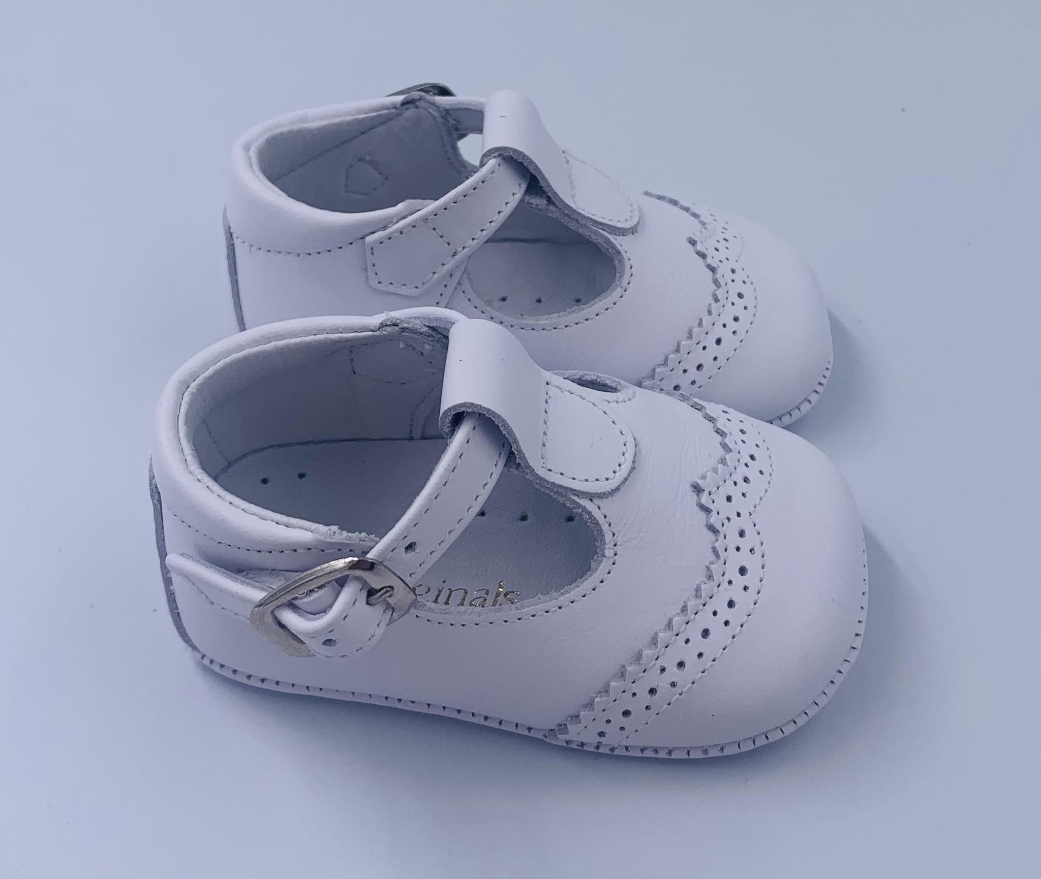 Pretty Originals Pretty Originals TBar Boys Pram Shoe