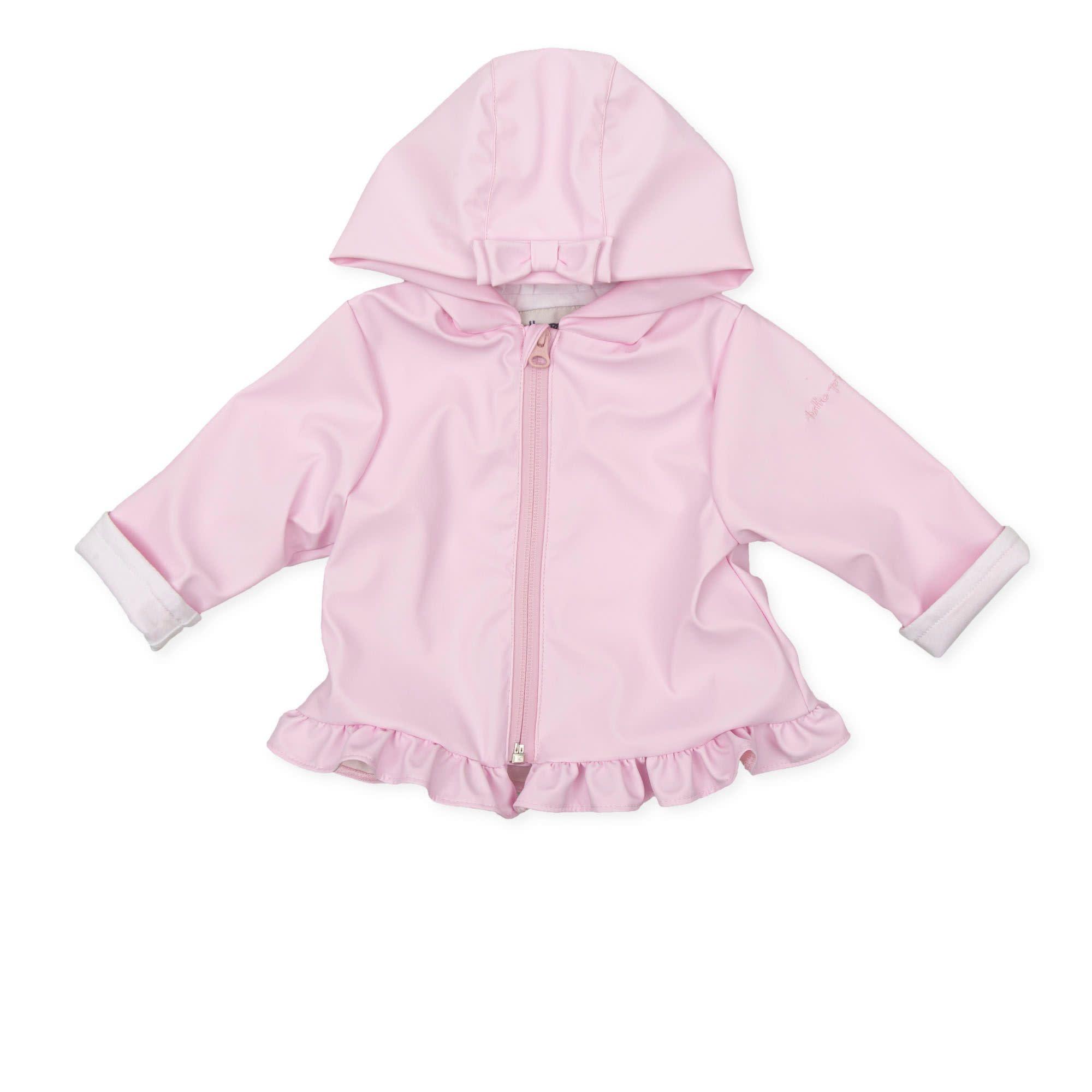 Tutto Piccolo Tutto Piccolo Girls Raincoat 1523s21