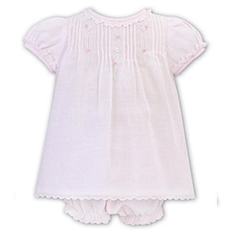 Sarah Louise SARAH LOUISE - PINK DRESS WITH PANTS 012215