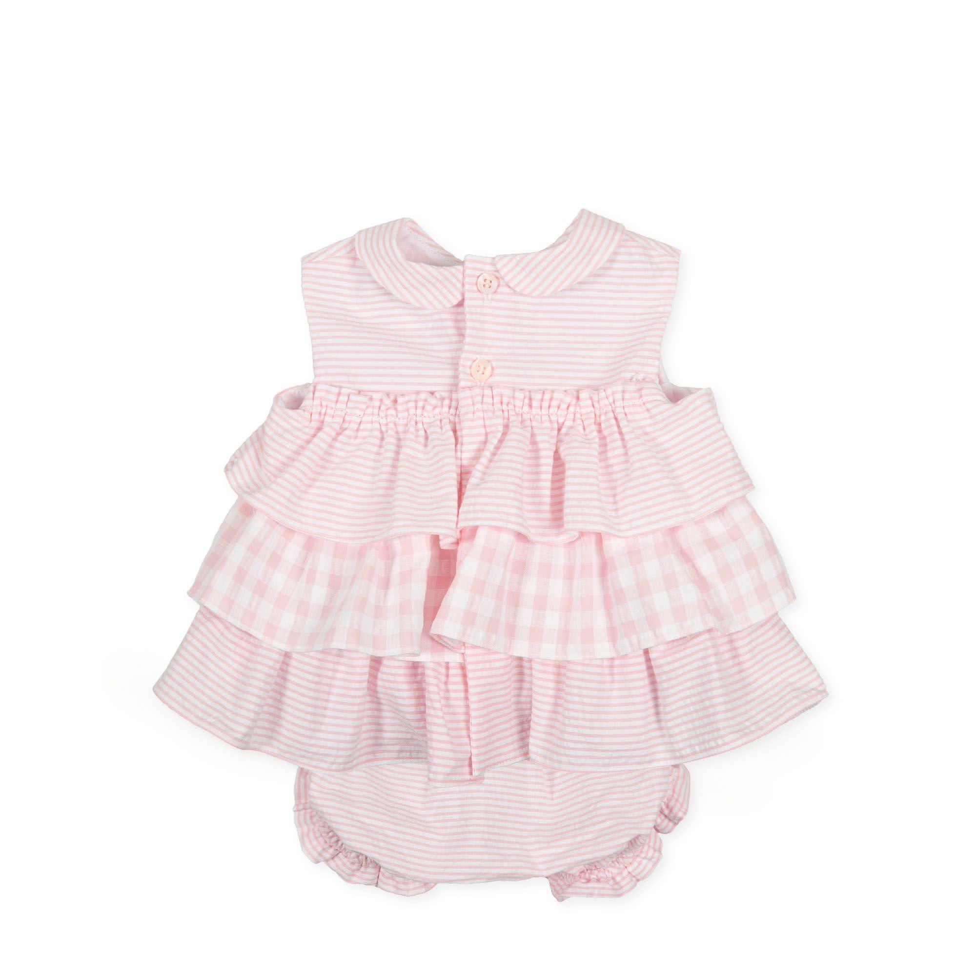 Tutto Piccolo Tutto Piccolo Dress & Briefs 1782s21