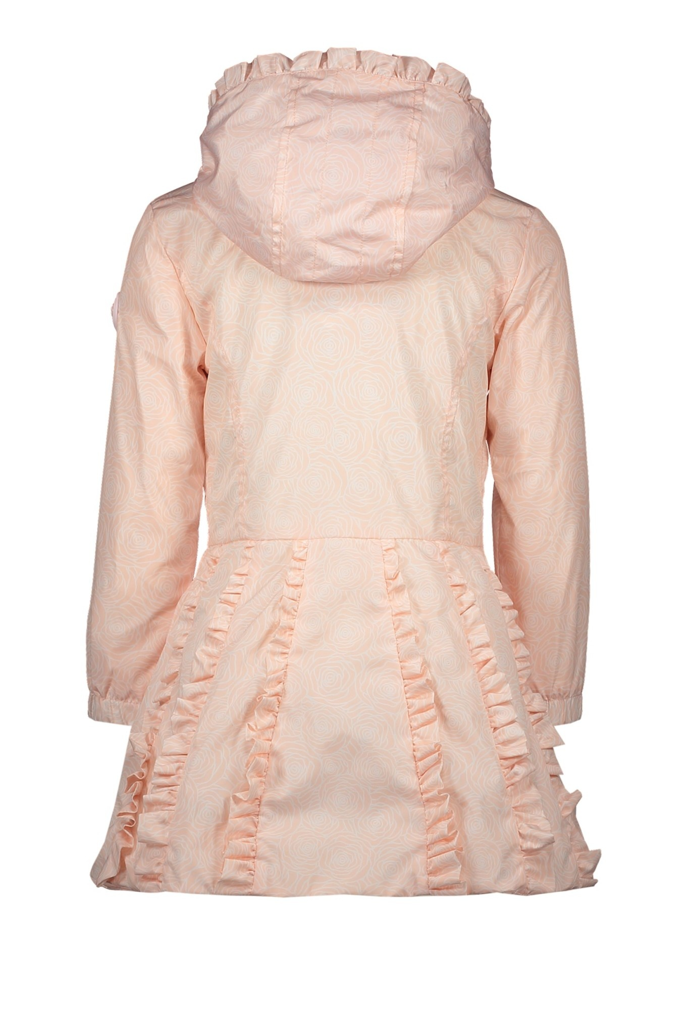 Lechic Le Chic Field Of Roses Coat 5203
