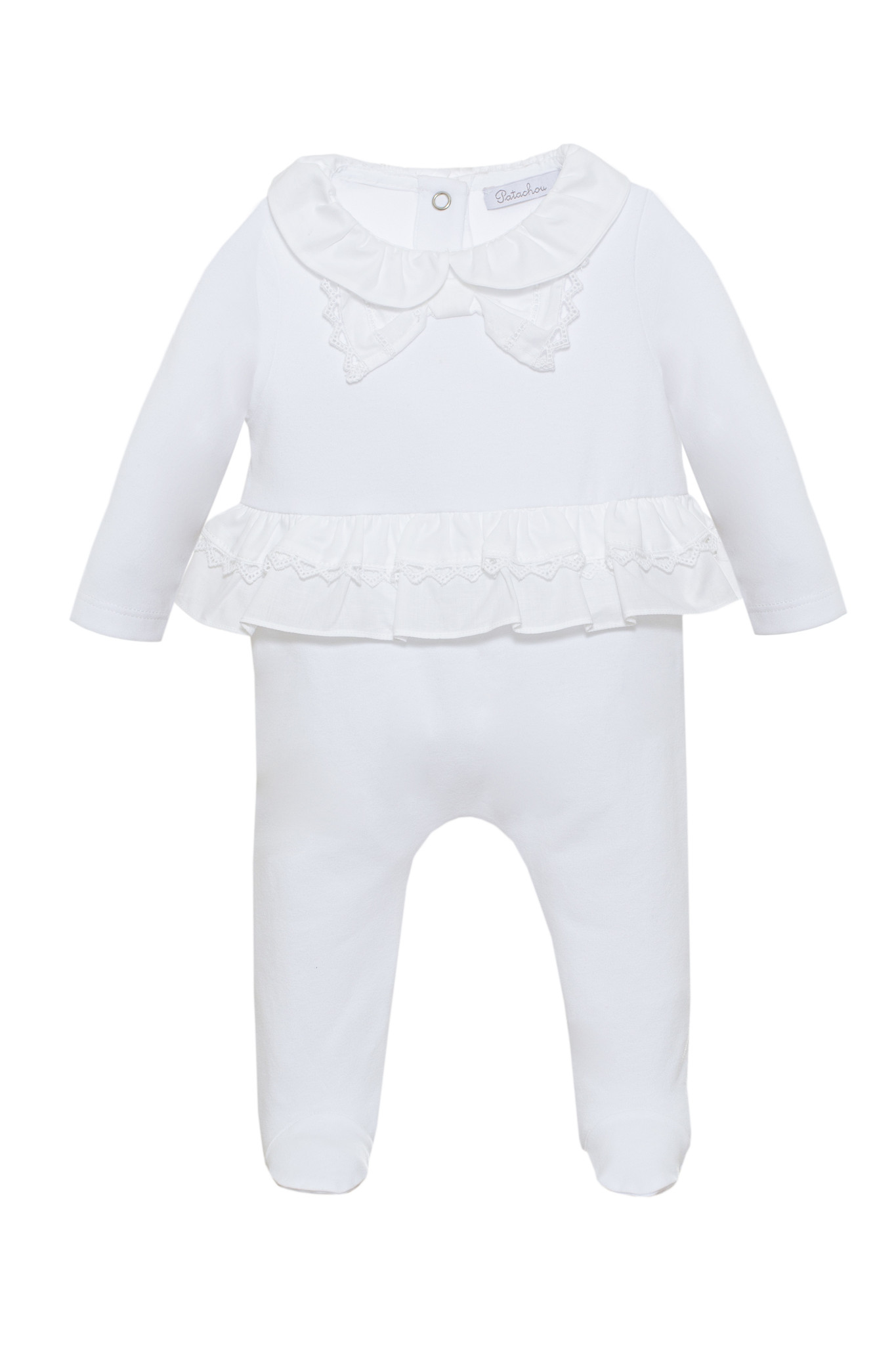 Patachou Baby Girl Knit Playsuit 3014 S21