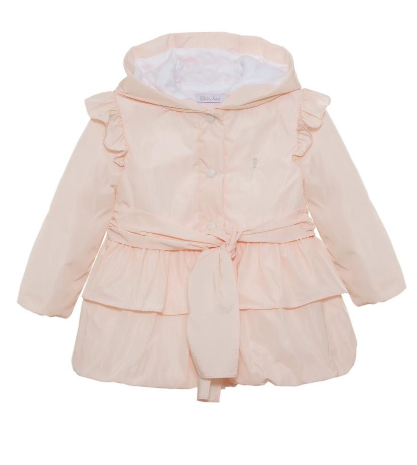 Patachou Patachou Girls Frill Raincoat 3200 S21