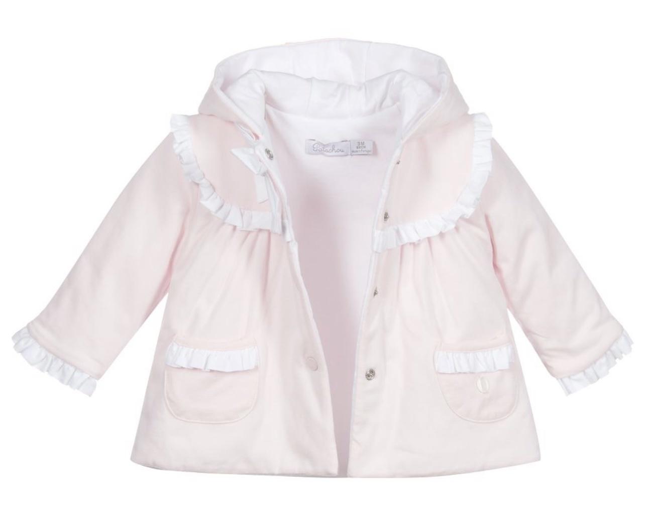 Patachou Patachou - Baby Girls Jersey Knit Jacket 3053 S21