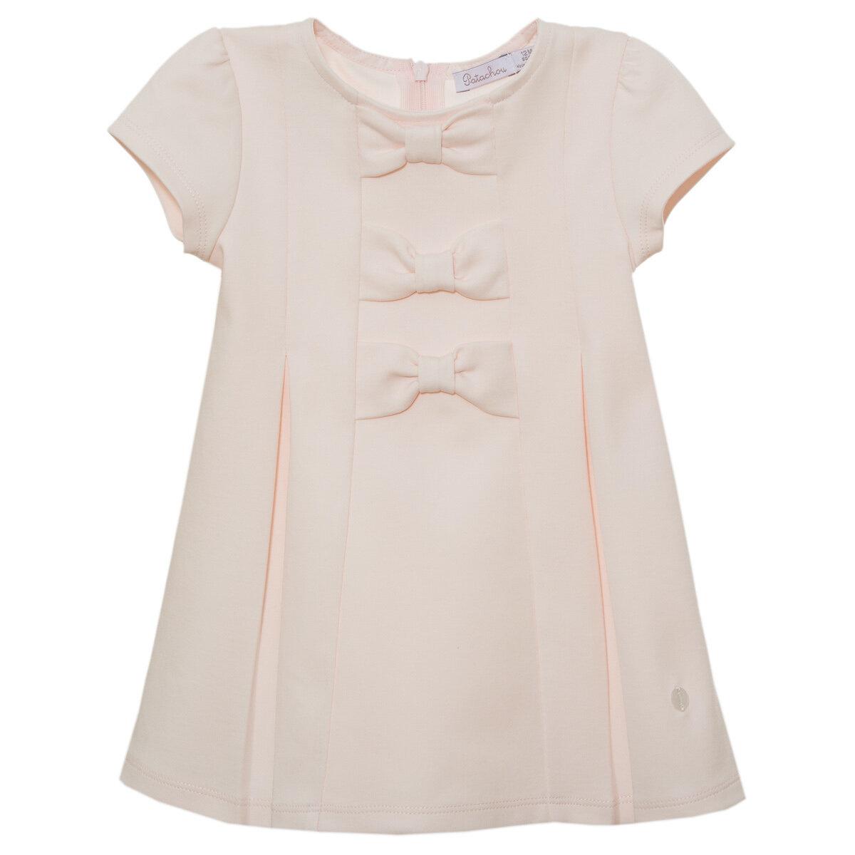 Patachou Patachou Bow Knit Dress 3205 SS21