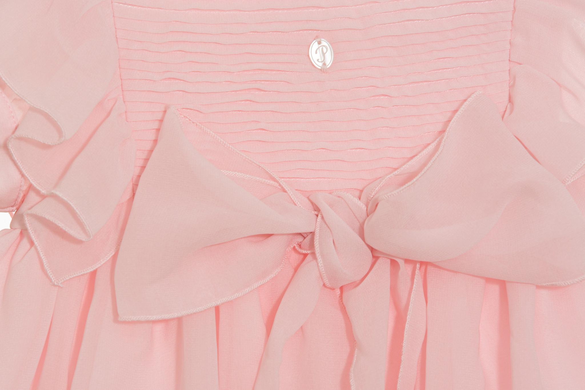 Patachou Patachou Chiffon Frill Dress 3273 S21