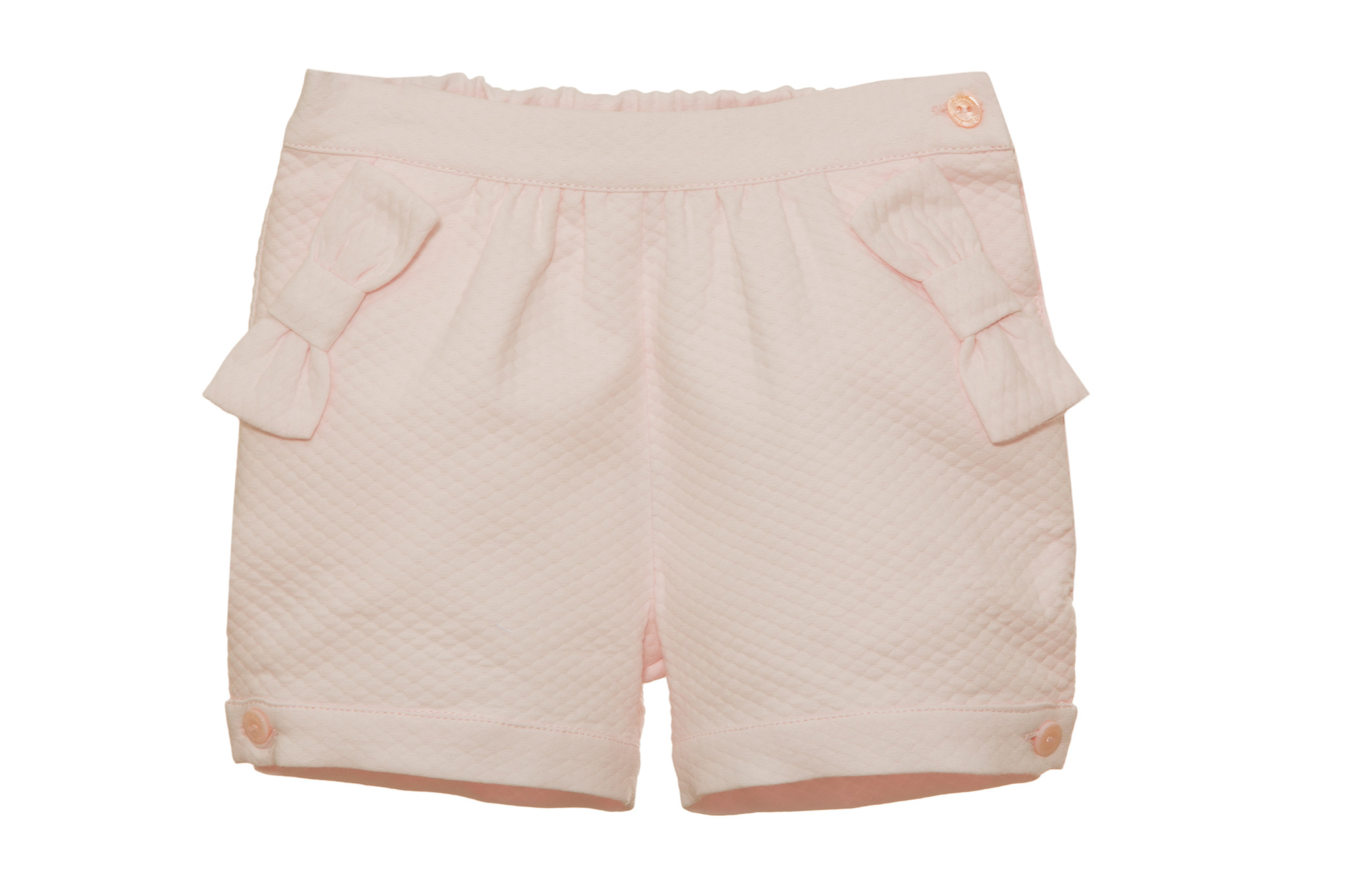 Patachou Patachou Pink Cotton Short Set 3215 S21